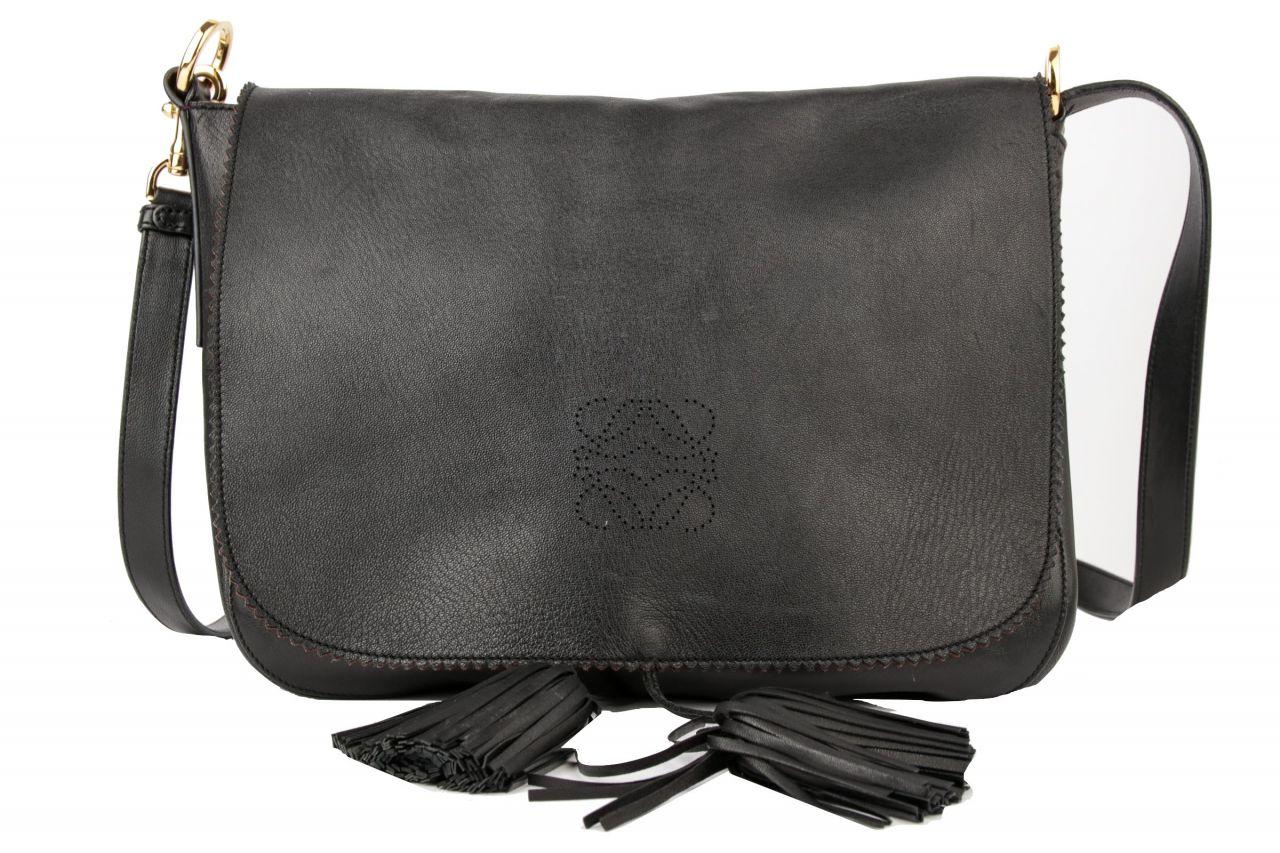 Loewe Crossbody Bag Schwarz