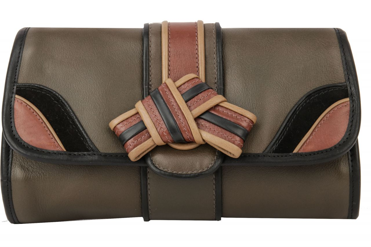 Etro Shoulder Bag Multicolor