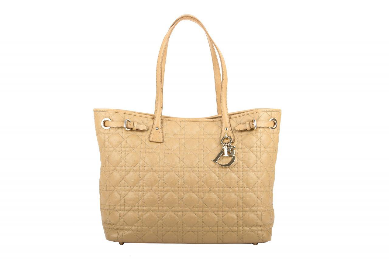 Dior Lady Dior Shopper Beige