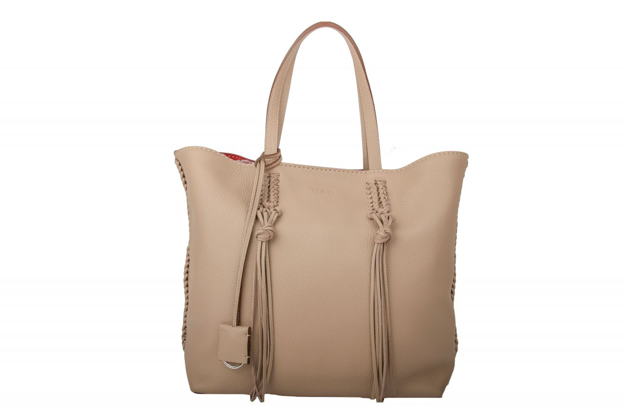 Tod's Shopping Bag Beige