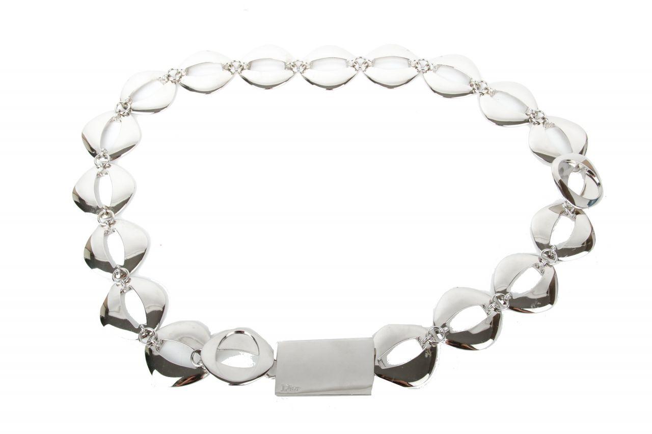 Dior Kettengürtel Silber