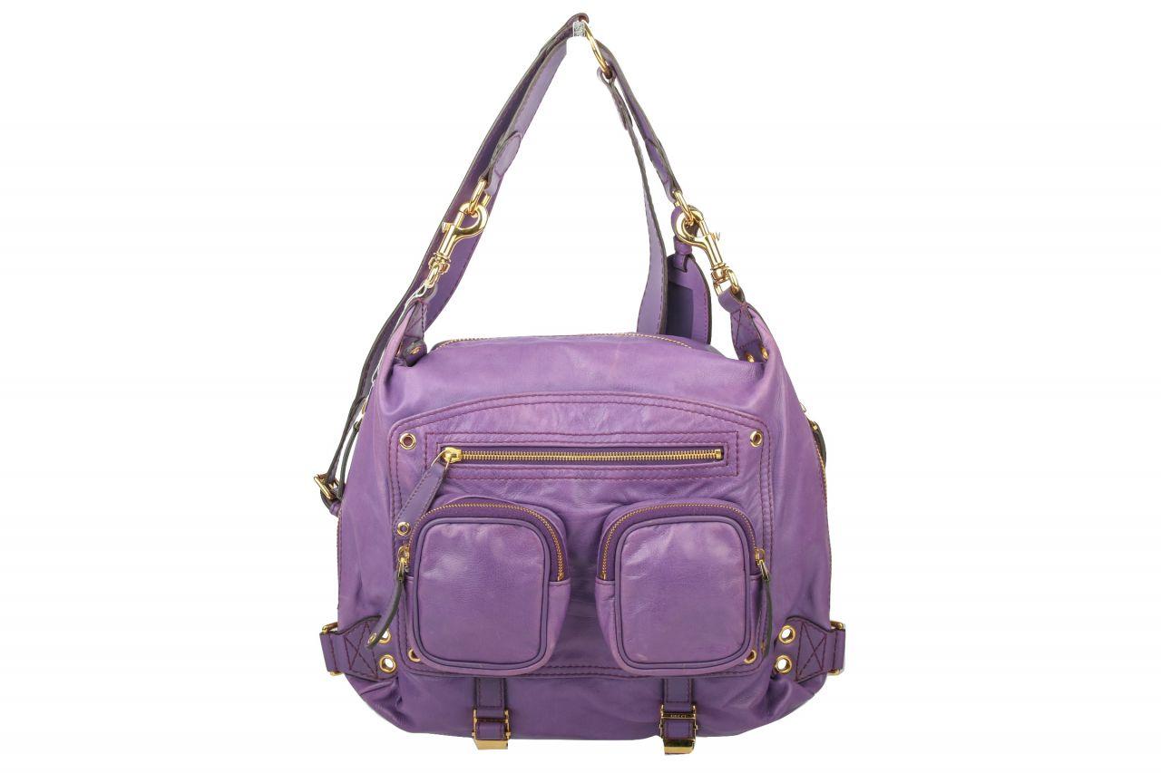 Gucci Messenger Bag Purple