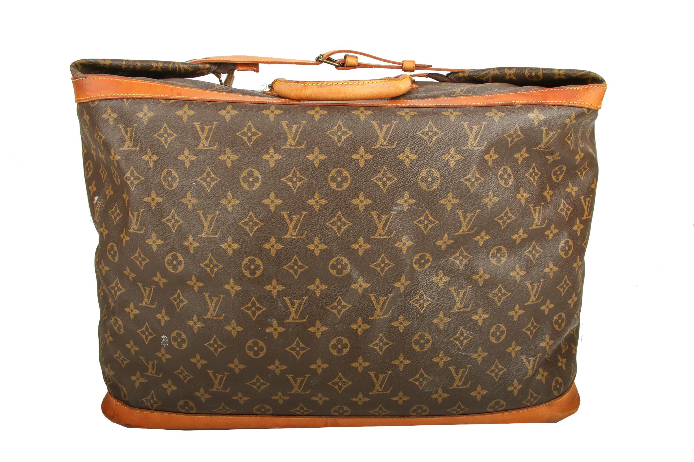 bbb60b163510a Louis Vuitton Cruiser Bag 55 Monogram Canvas