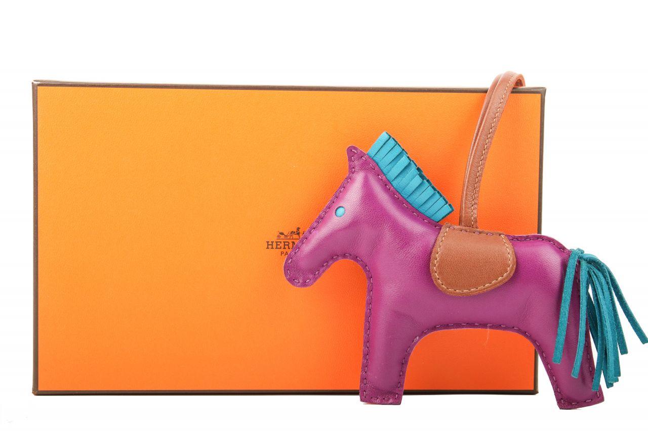 Hermes Rodeo GM Pferde Taschenanhänger