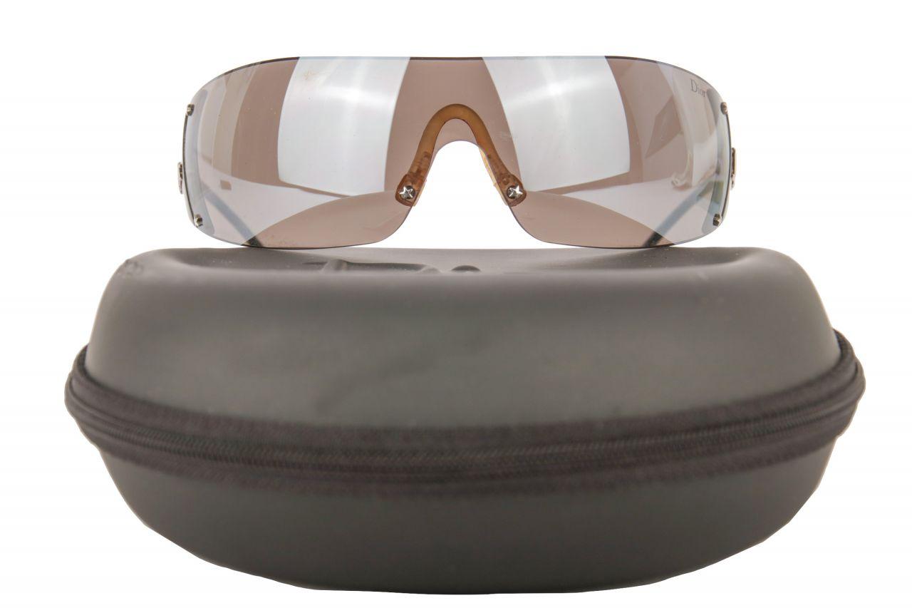 Dior Skibrille Schwarz