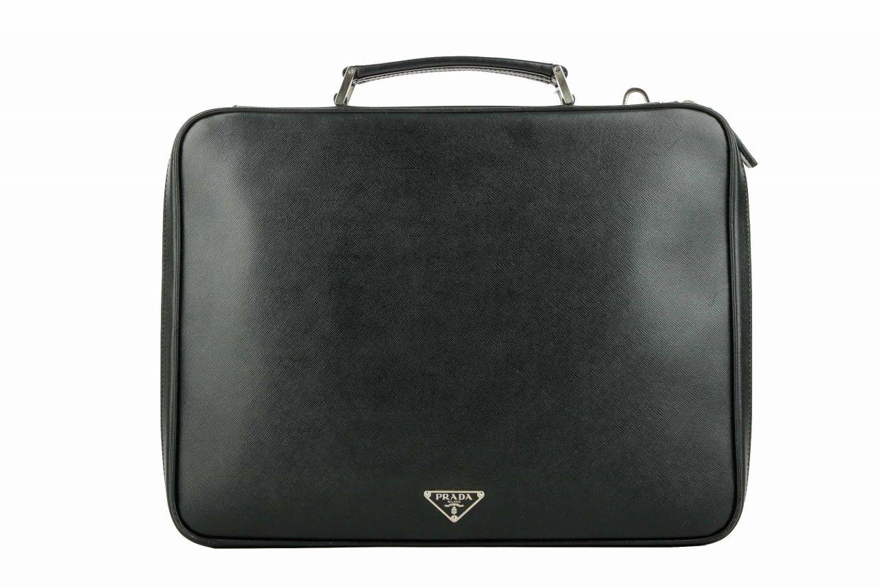 Prada Laptoptasche Black