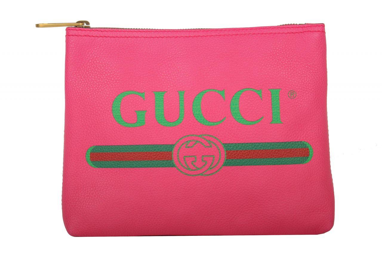 Gucci Clutch Pink