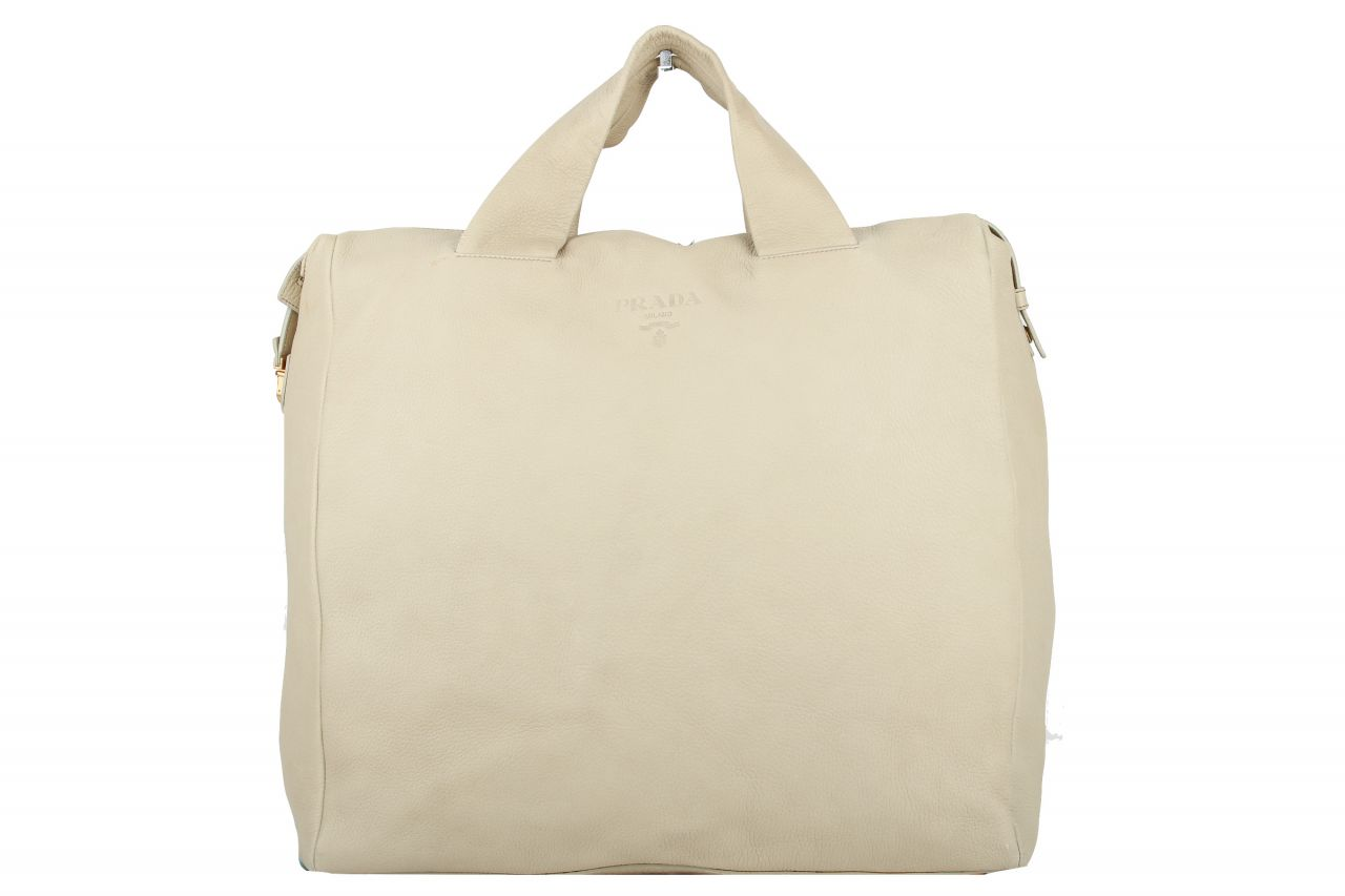 Prada Shopper Large Beige