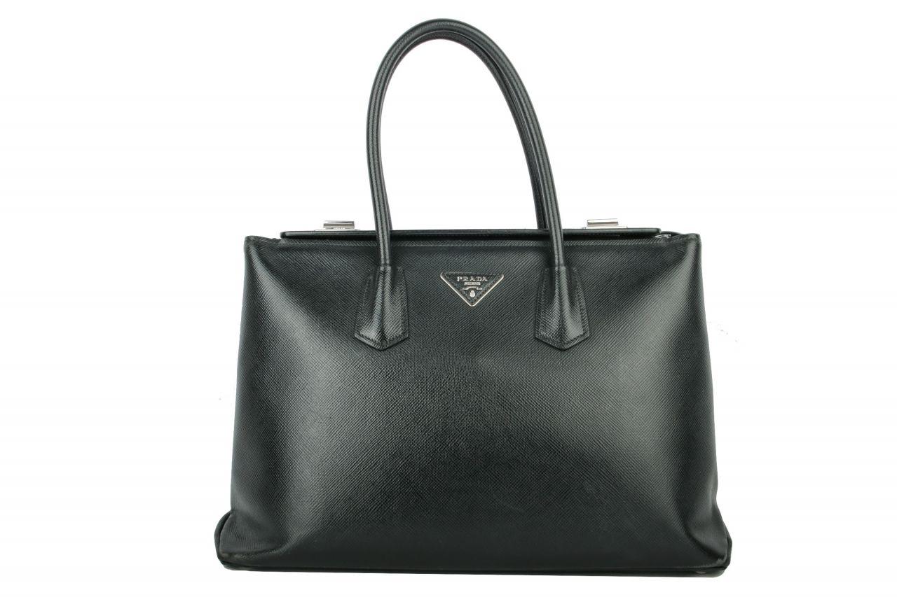 Prada Saffiano Bag Schwarz