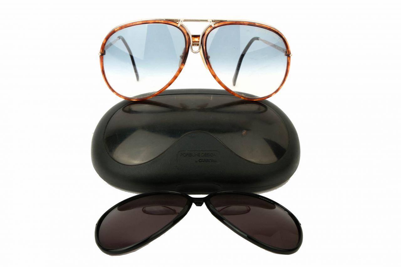 Porsche Design Sonnenbrille Dreiteilig