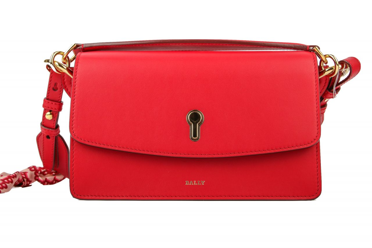 Bally Celestine Small Red