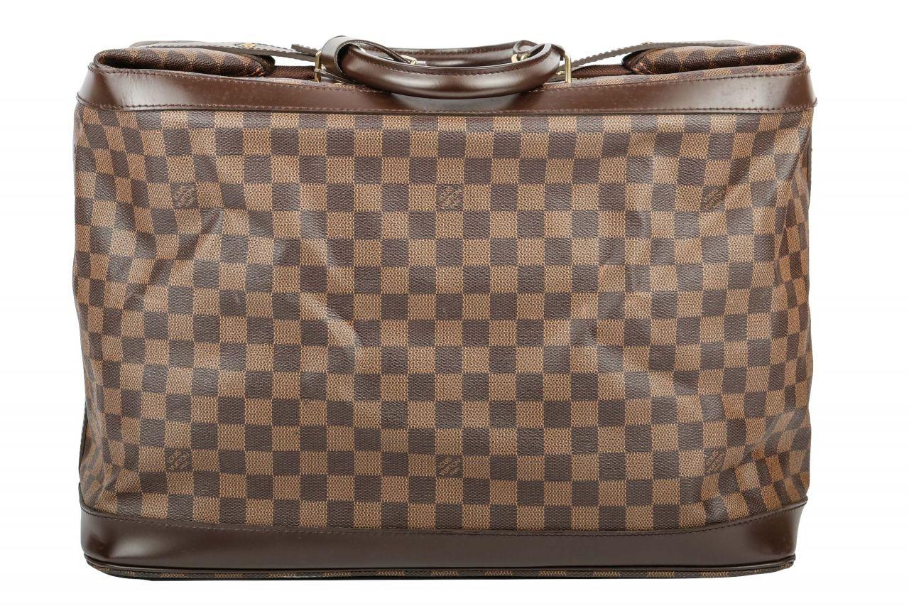 Louis Vuitton Cruiser Bag 45 Damier Ebene