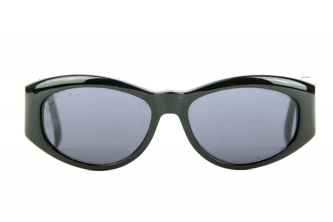 Versace Sonnenbrille Schwarz