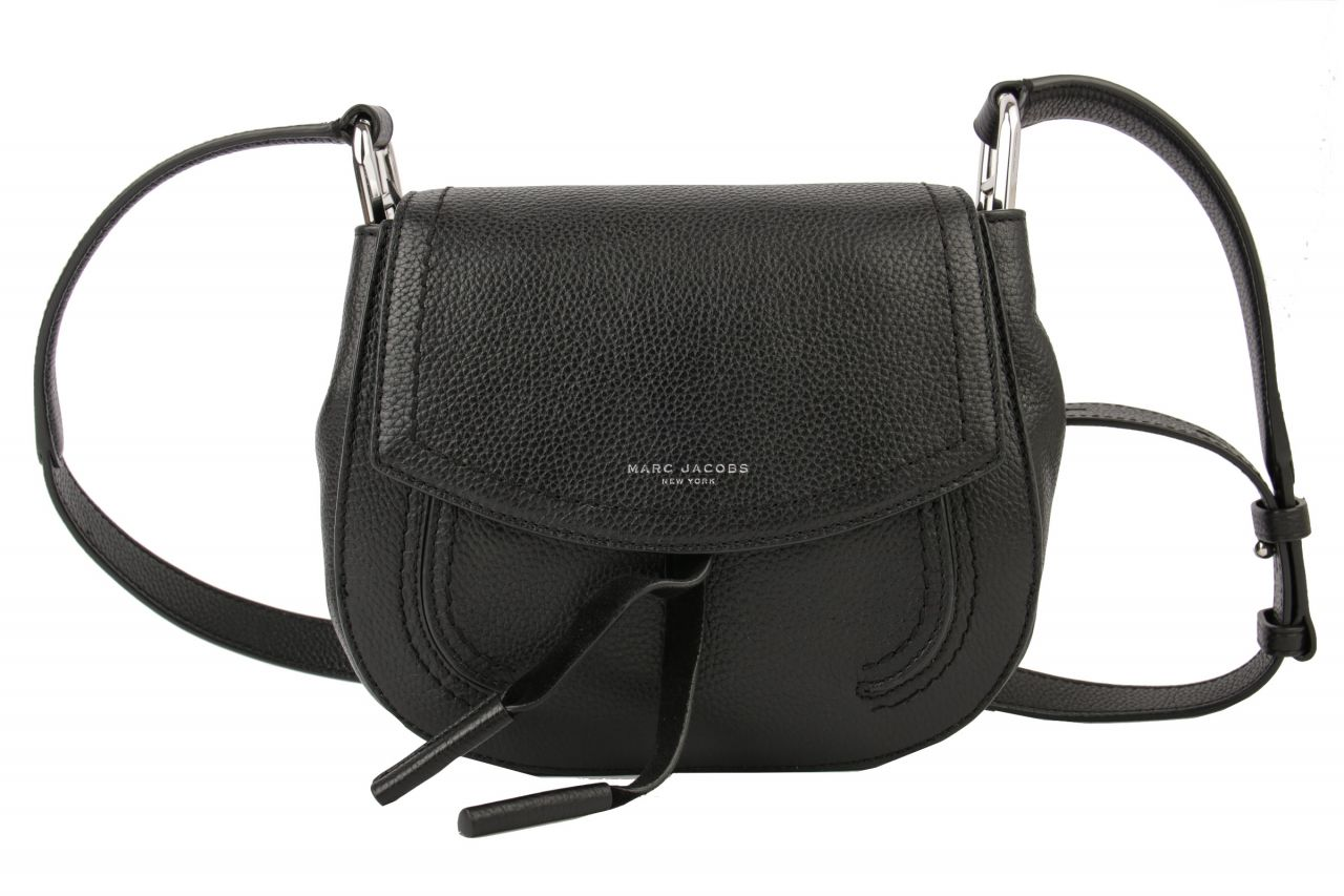 Marc Jacobs Maverick Crossbody Bag Black