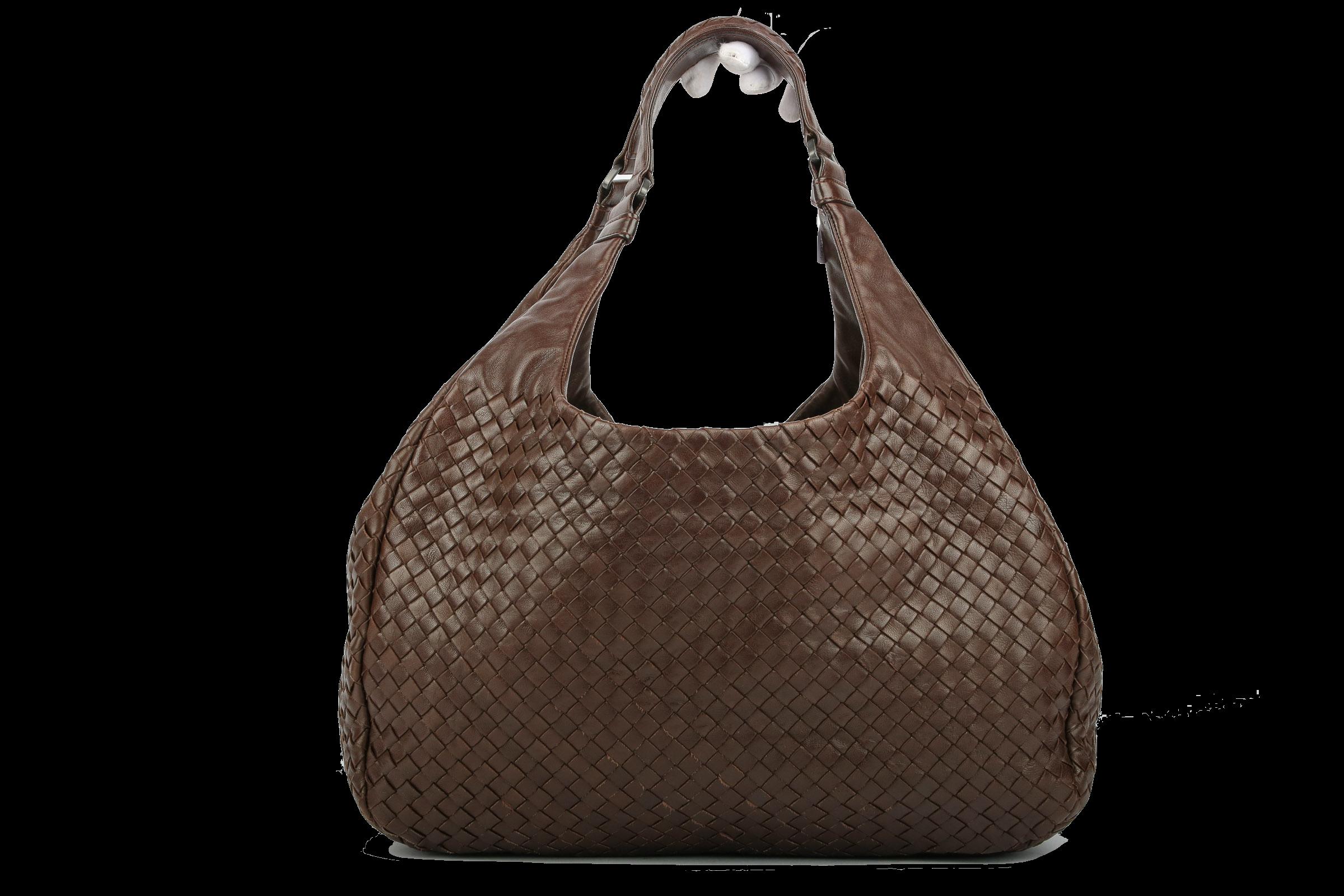 3e6fd0d754 Bottega Veneta Shoulder Bag Intrecciato Nappa Brown