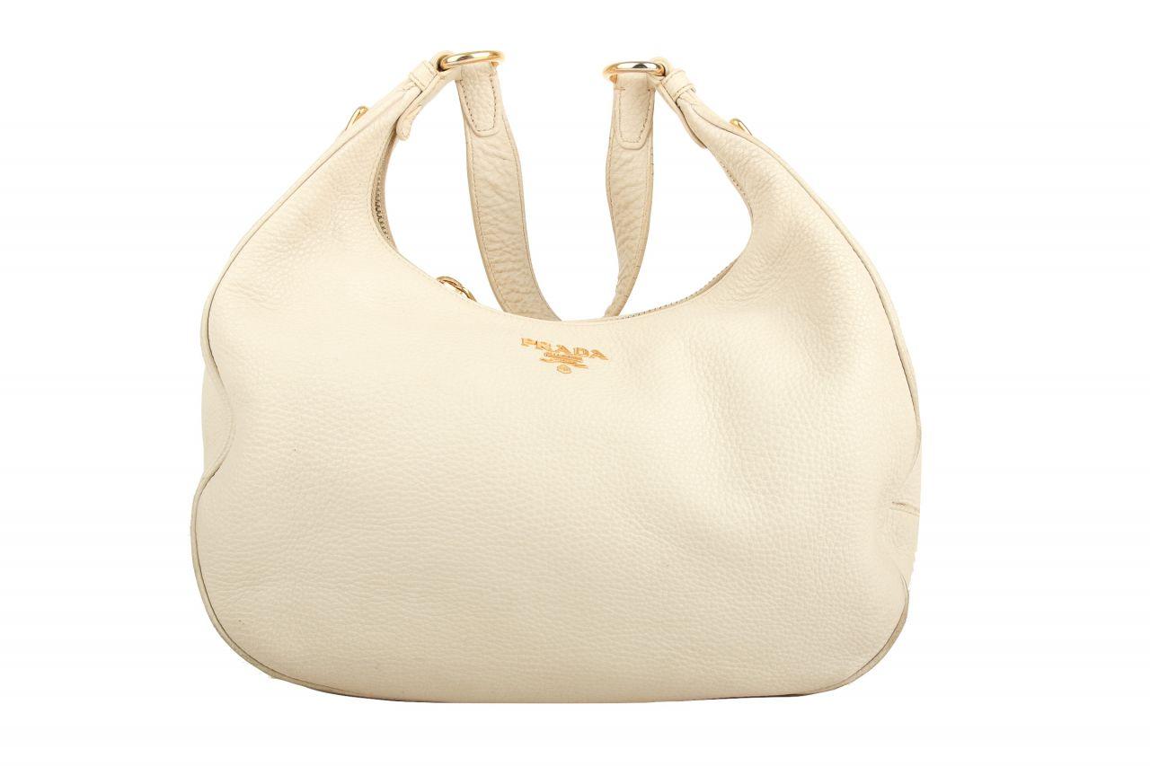 Prada Shoulderbag Weiß
