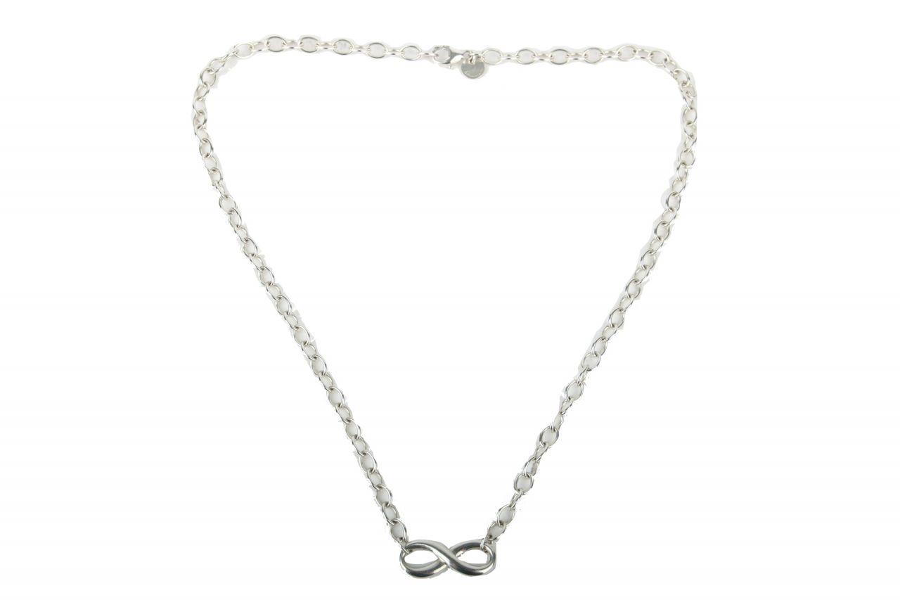Tiffany & Co. Infinity Kette 925 Silber