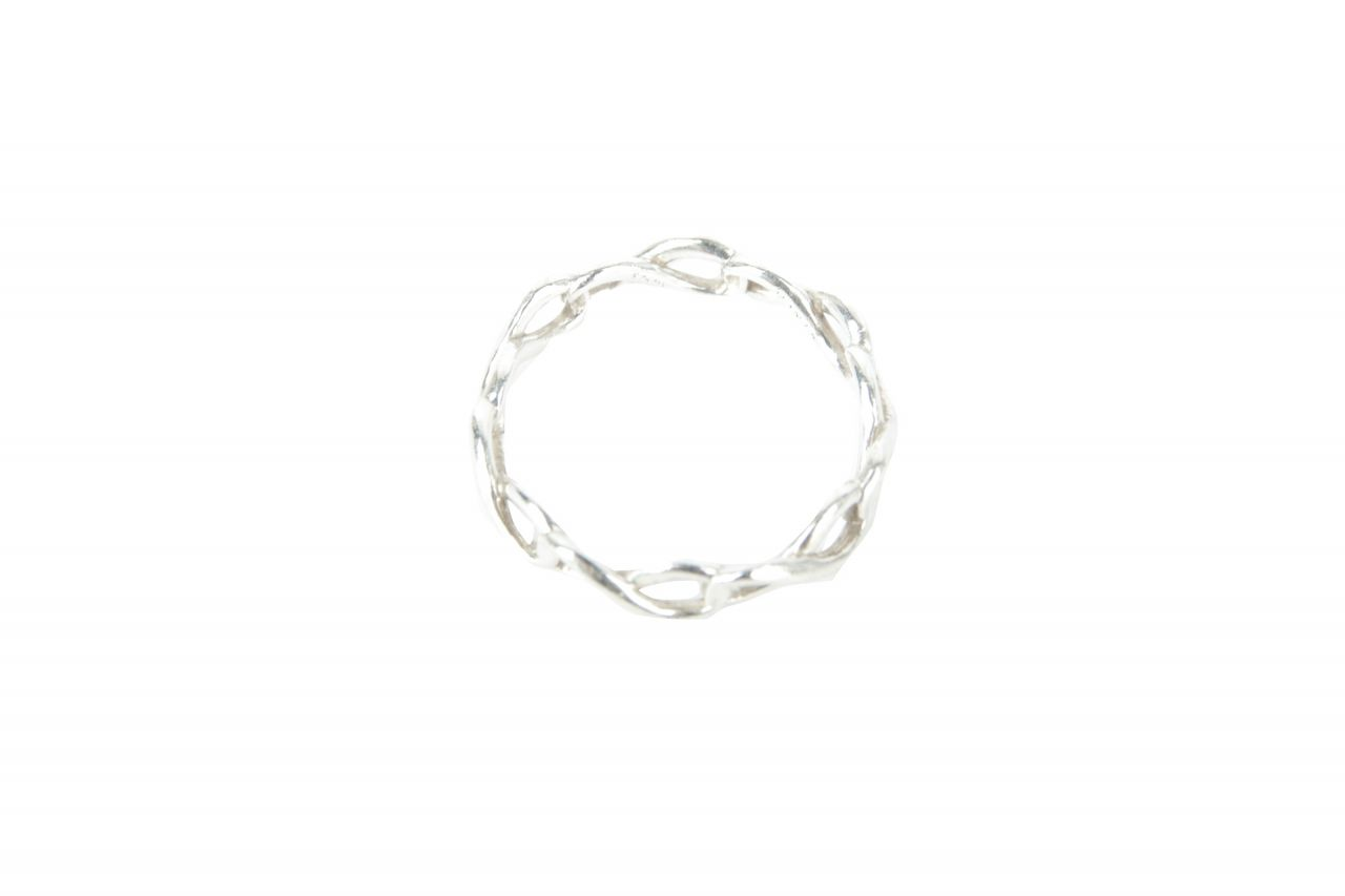 Tiffany & Co. Infinity Ring 925 Silber