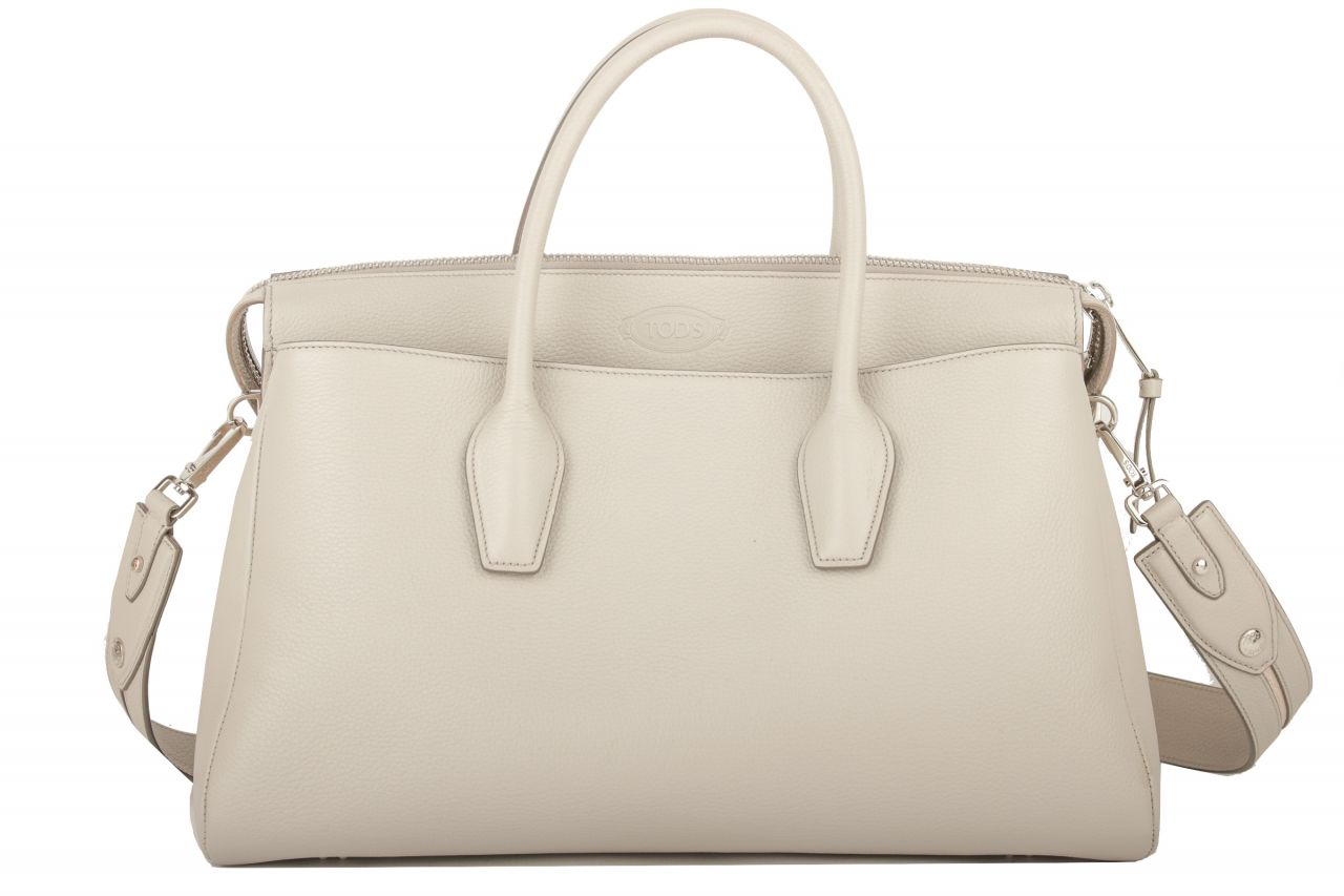 Tod's Top Handle Bag Grau