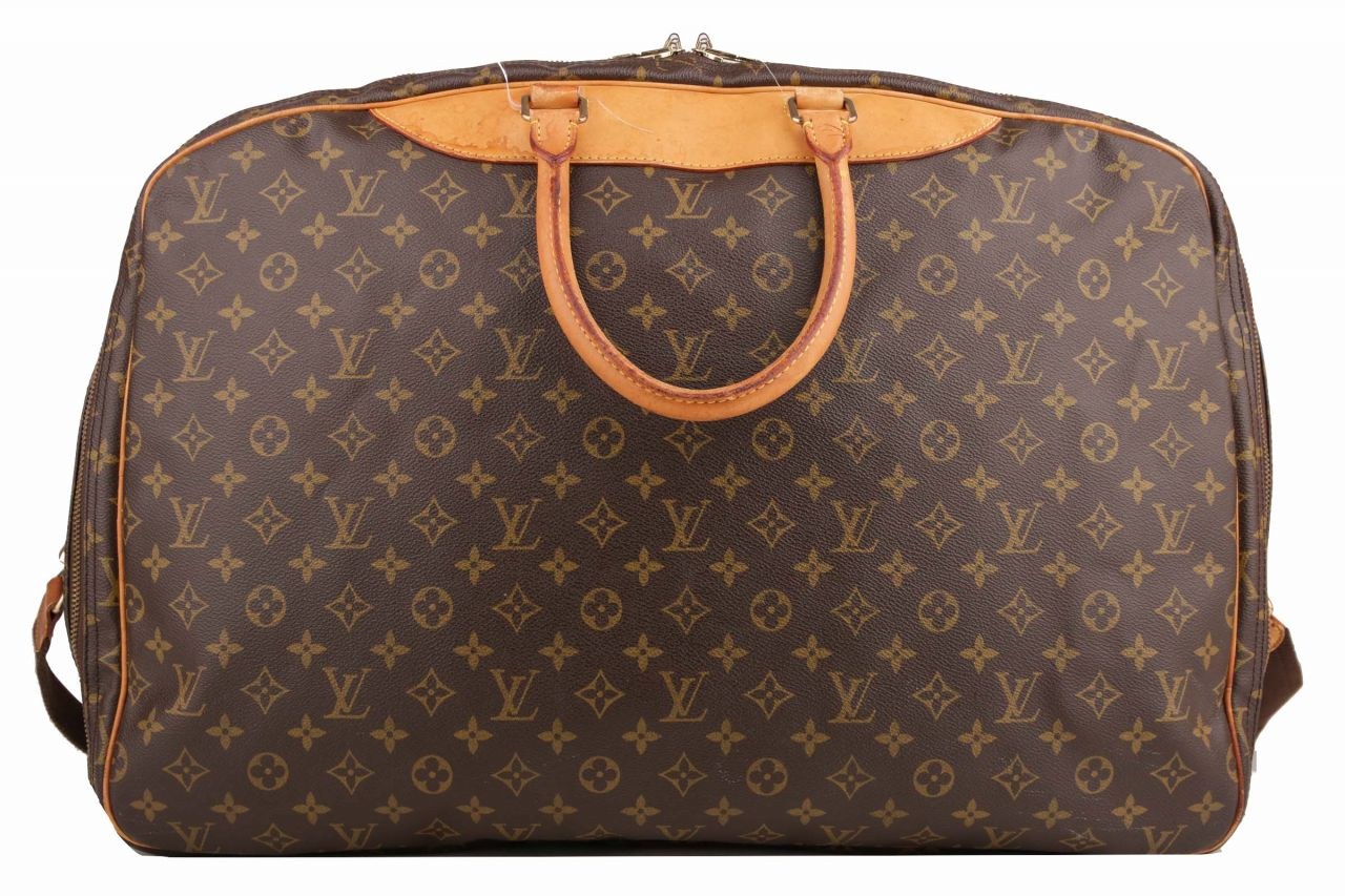 Louis Vuitton Alize Poches Monogram Canvas