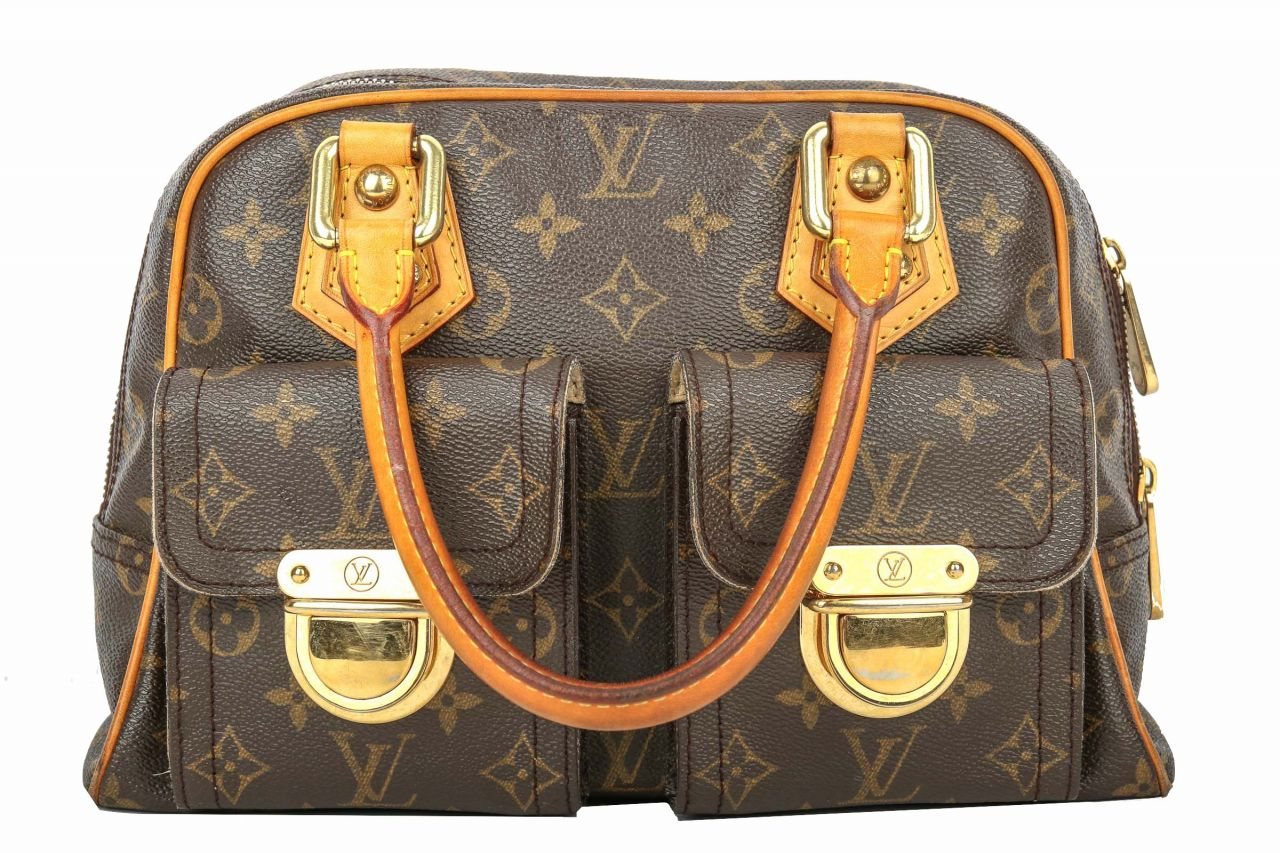Louis Vuitton Manhatten PM Monogram Canvas