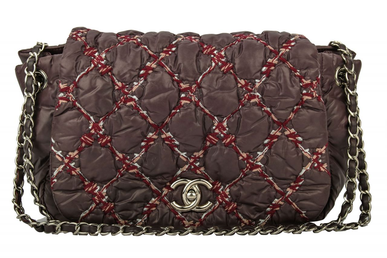 Chanel Crossbody Bag Lila