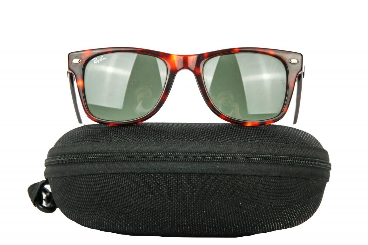 Rayban Wayfarer Classic Sonnenbrille Braun
