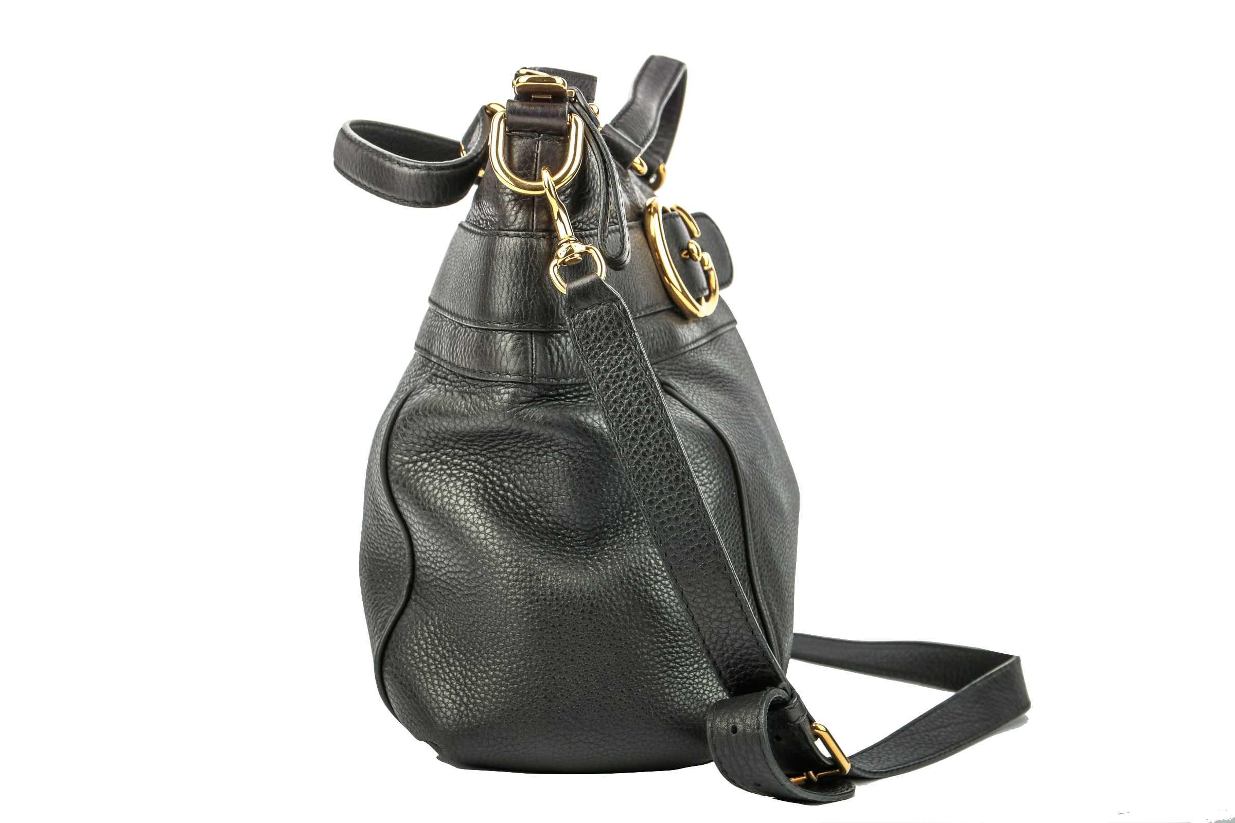Gucci Handtasche Schwarz Luxussachen Com