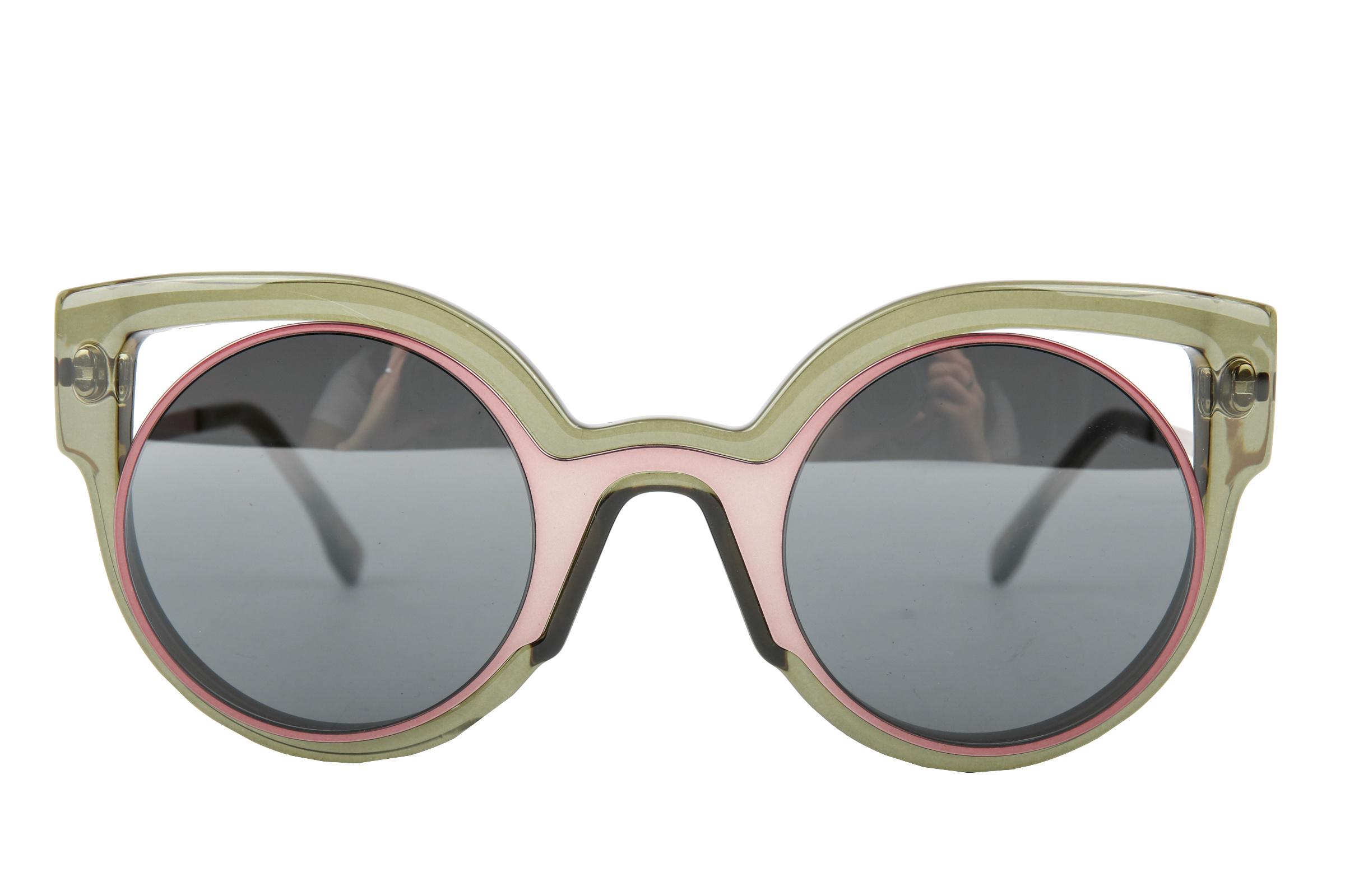 7a40d19ab3 Fendi Sonnenbrille FF 0137 S NTACN