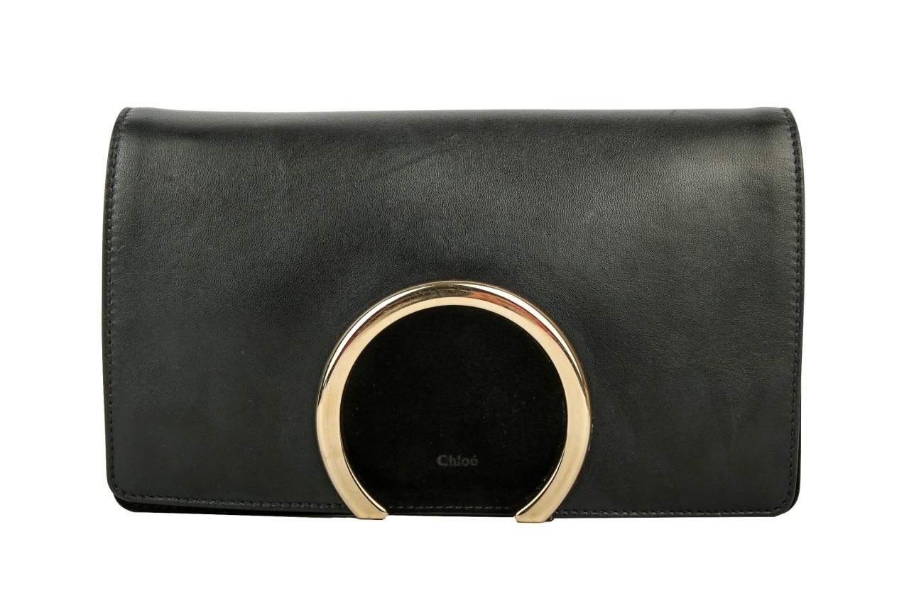 Chloé Clutch Black