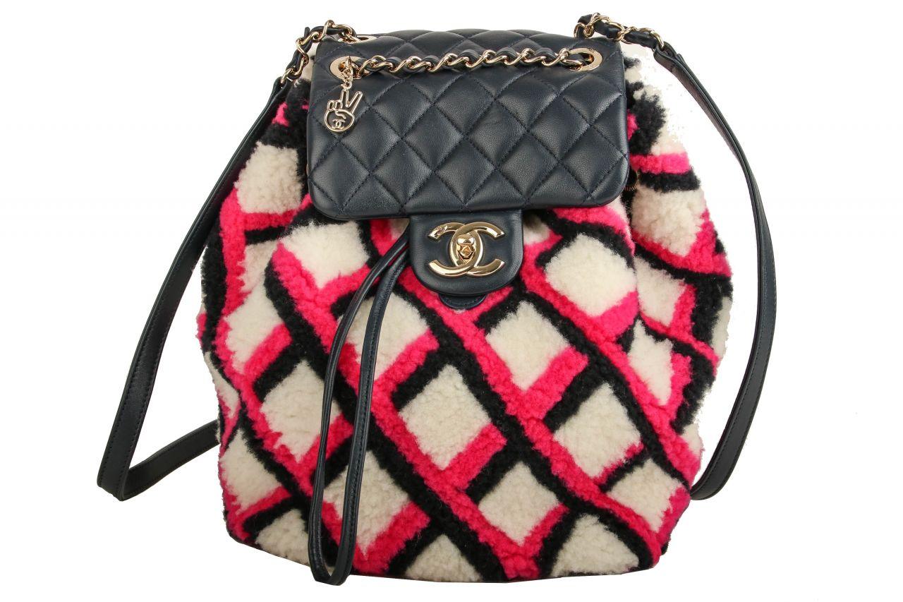 Chanel Backpack Teddy